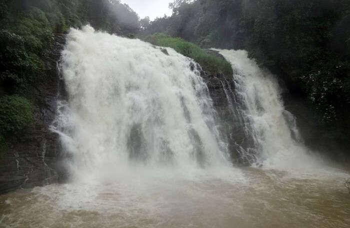 Pykara Falls And Lake