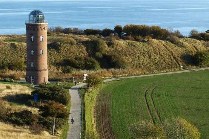 Lighthouse Rügen Island Rügen Island Baltic Sea