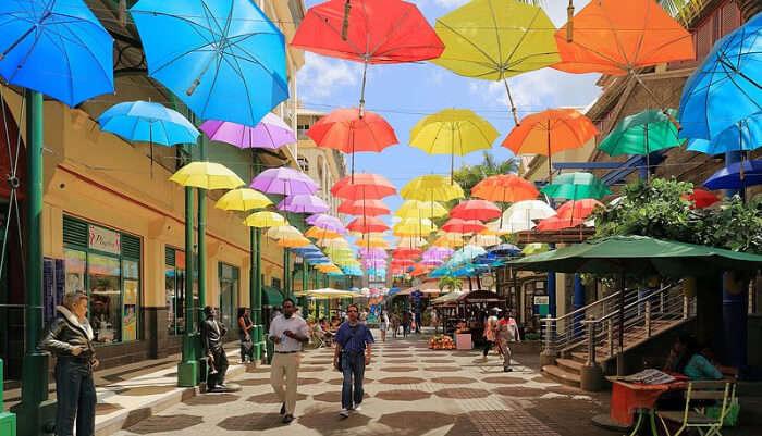 Mauritius Market
