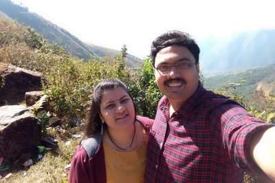cover - Sunil's Romantic Trip To North East