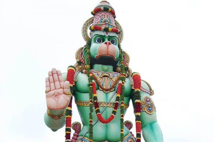 Sri Bhakta Hanuman Temple