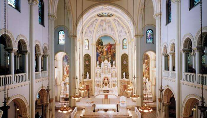 St. Joseph's Chapel in Galle