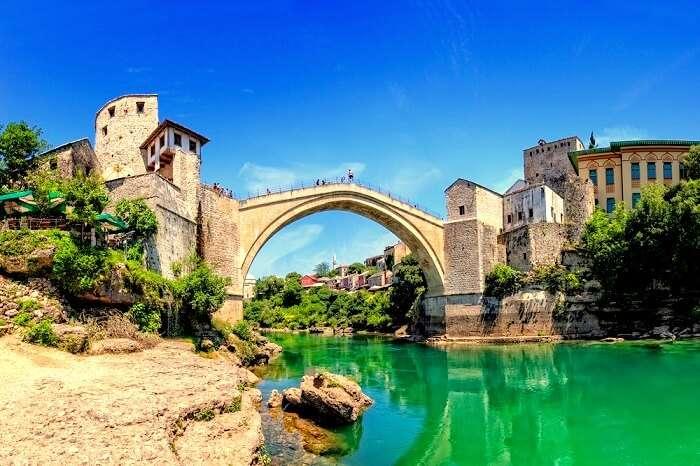 Stari Most Bridge (Cover)