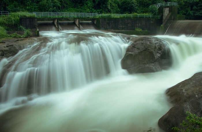 Water Kerala Kozhikode Thusharagiri Waterfall