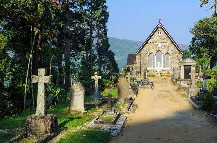 Warleigh Church in Hatton, Sri Lanka