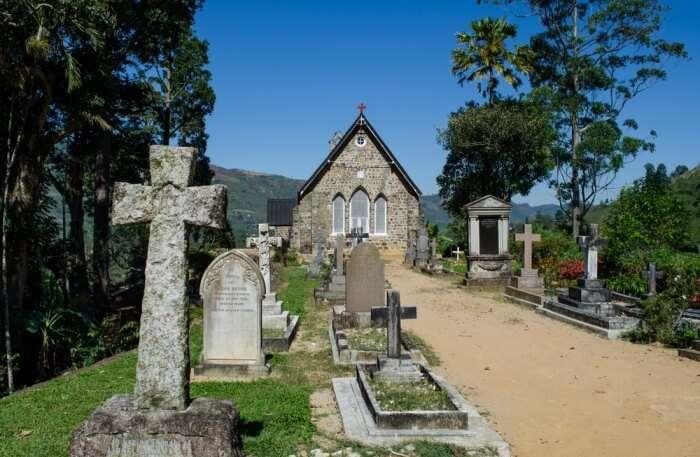 Warleigh Church View