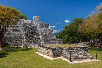 Amazing Mayan Ruins In Mexico