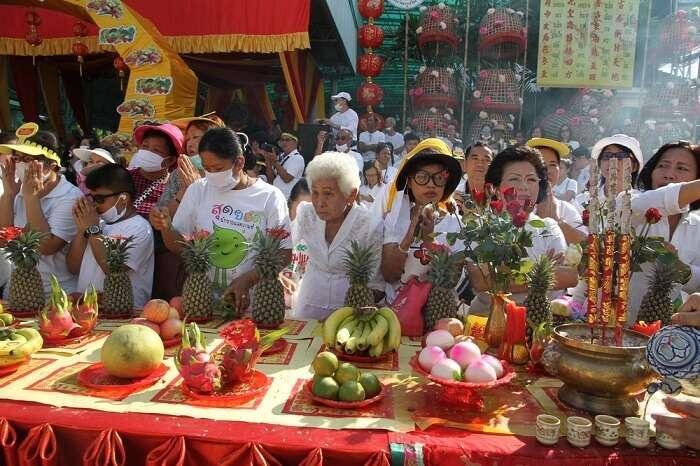 Absolutely Amazing Phuket Vegetarian Festival