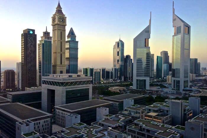 emirates tower