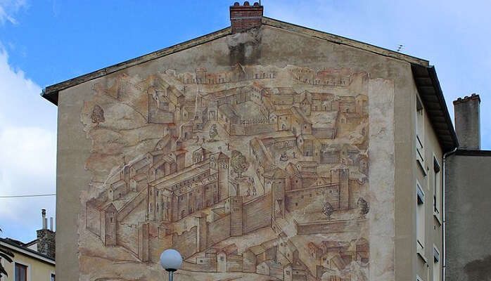 marvelousness of Lyon's murals