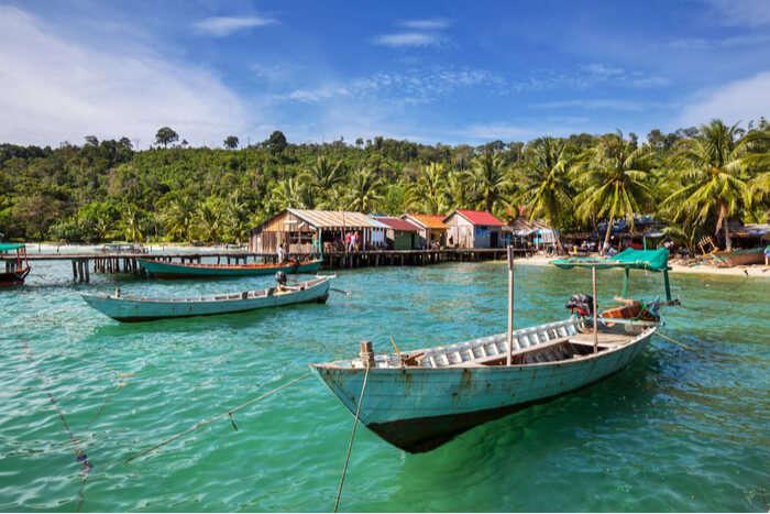 Romantic Places In Cambodia