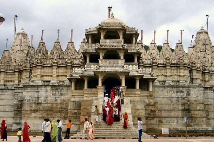 temple in Pali in Rajasthan