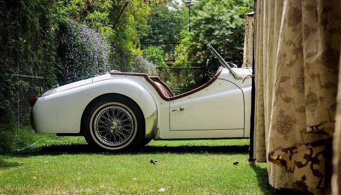 vintage car jaipur