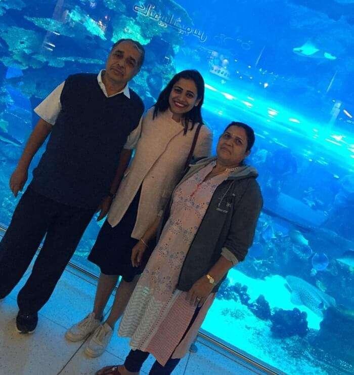 Dolphinarium in Dubai