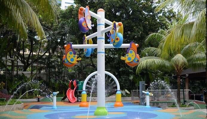 112 Katong Wet Playground