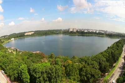 Lakes In Singapore