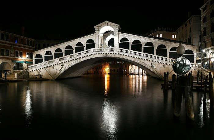 About the Rialto Bridge