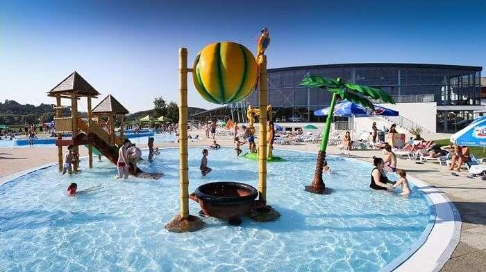 Adamovec Aquapark