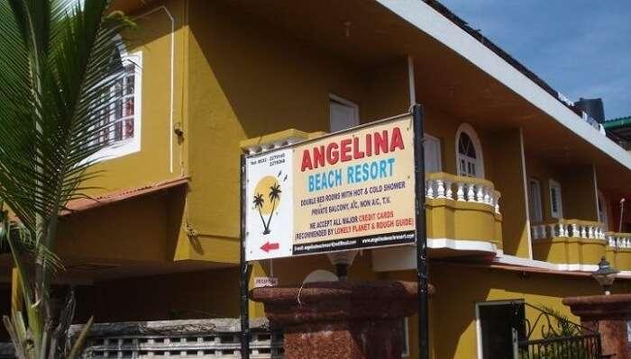 Angelina Beach Resort