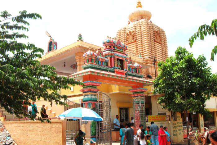 Anjaneyaswami Temple