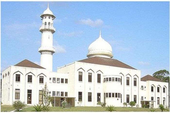 mosques in australia
