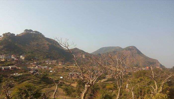 View Of Bandipur Hill