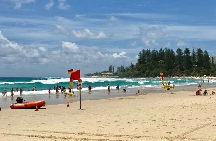 Best Time To Visit Coolangatta Beach