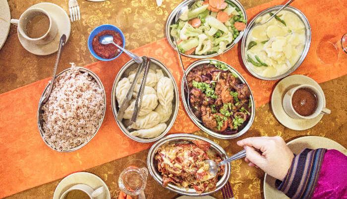 Bhutanese Cuisine