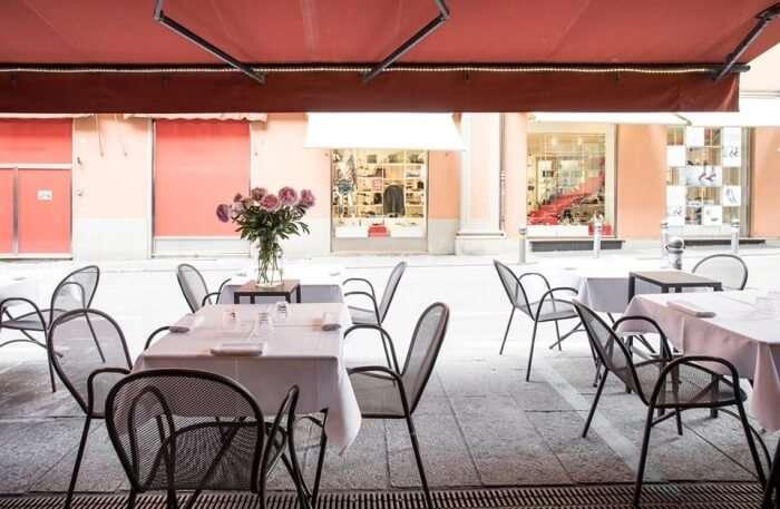 Caminetto D'Oro Restaurant
