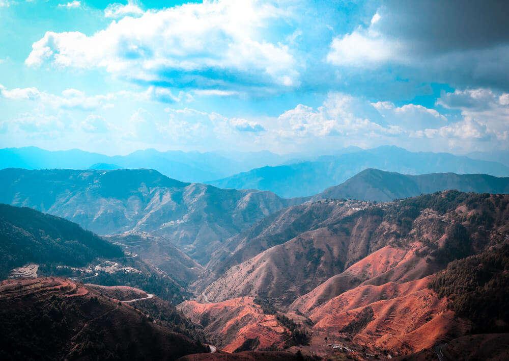 Chakrata Mountains
