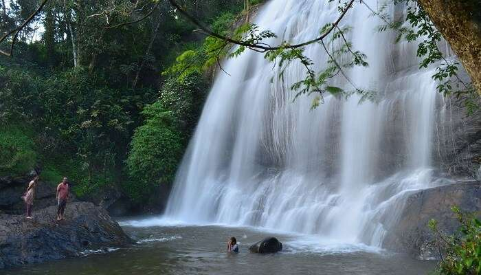 Chelavara Waterfalls