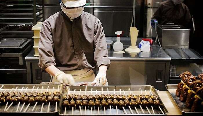 Chocolate Factory Bali