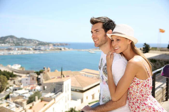 Romantic Honeymoon In Spain