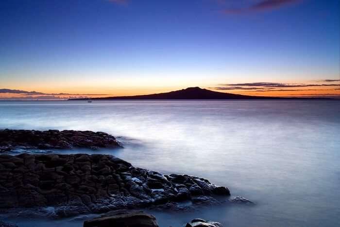Outstanding Rangitoto Island