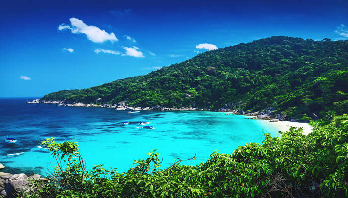 Sperb Similan Islands