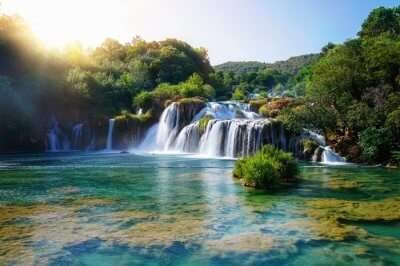 Croatian Waterfalls