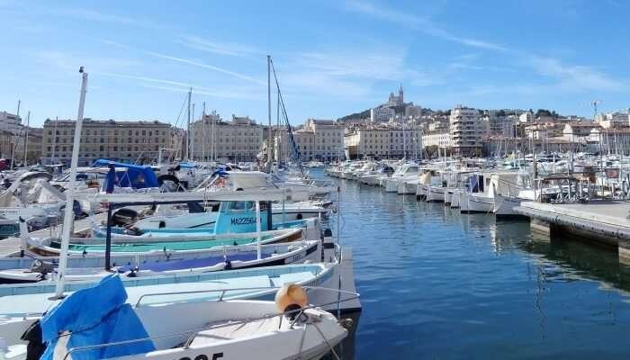 Marseille nightlife