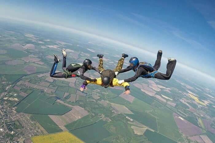 Freefall Adventure