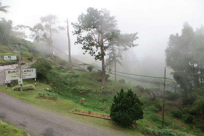 Hill Stations Near Singapore