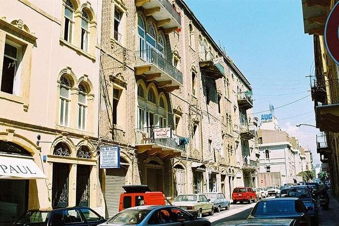 Hamra & Achrafieh