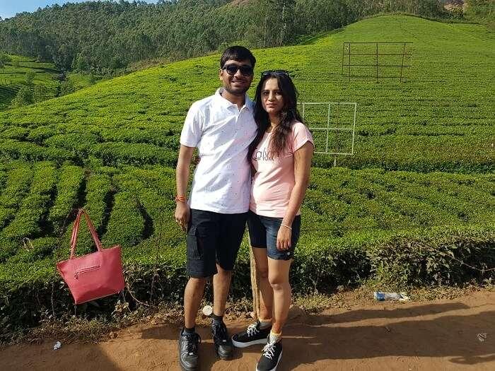 cover - Nikhil honeymoon trip to Kerala