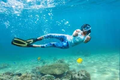 Indulge In Snorkeling