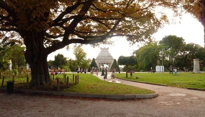 Longchamp Park