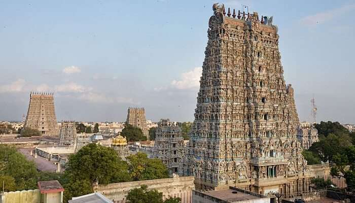 Madurai Getaway from Bangalore 19.10.19