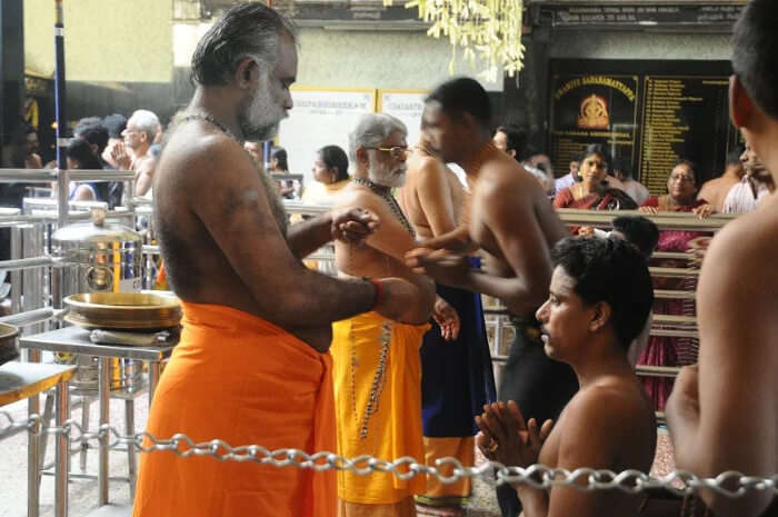 Mahalingapuram Ayyappan Temple