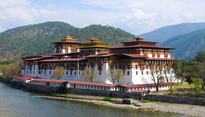 Meditate at the Talo Monastery