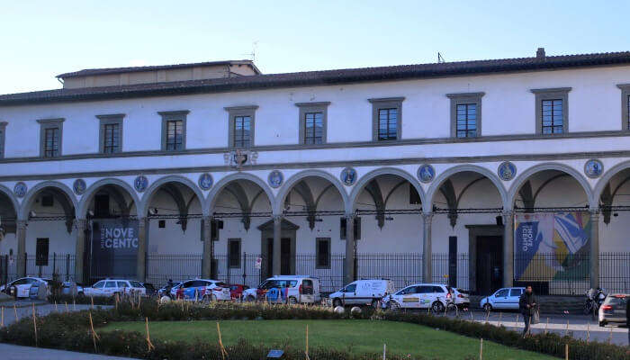 Museum in Florence