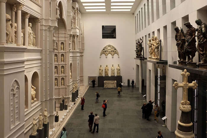 Museum Of Opera Del Duomo