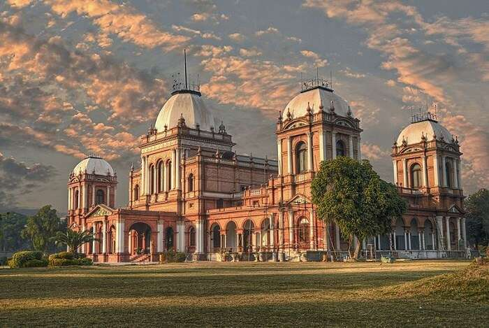Noor Mahal near Delhi