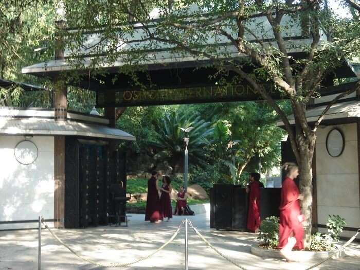 Ashram in Pune